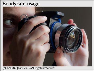 DIY Tilt Shift Lens. GENIUS!