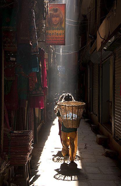 Kathmandu, Nepal.