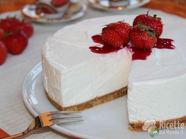 Ricetta Torta fredda allo Yogurt
