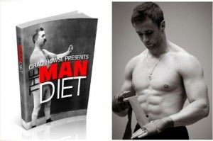 Chad Howse the Man Diet PDF Book Review (Increase Your Testosterone Naturally)