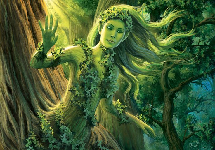Canotila- Lakota myth: a race of forest fairies or elves that live in the trees. They had high respect for the forest and would hunt anyone who mistreated their territory. They could take on tree-like characteristics to camouflage witht the forest.