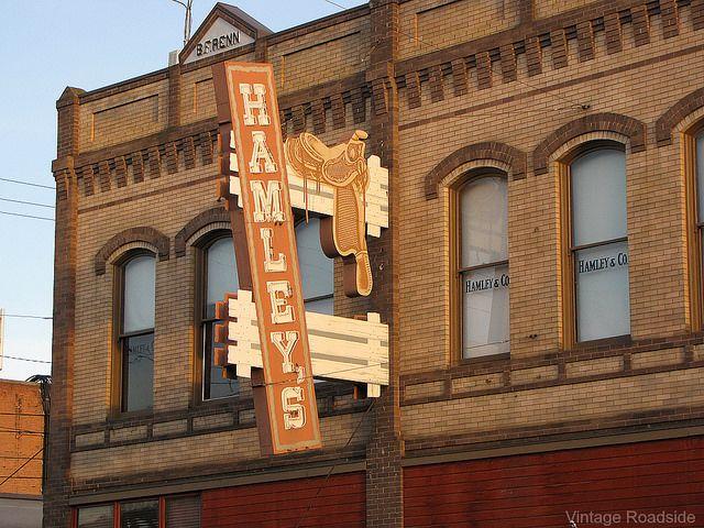 Hamley's - Pendleton, OR. Western & cowboy gear since 1883.