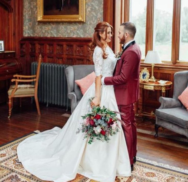 """We have the most beautiful brides ever! ✨💕 """"I just wanted to say thank you. I loved my dress! X"""" Grainne Sullivan"""