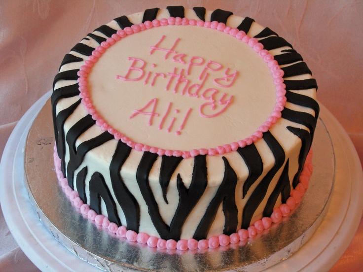 Cute 22nd Birthday cake!