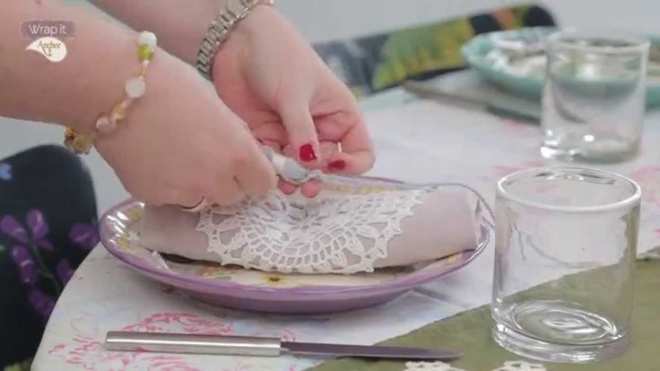 How to make tassels | Anchor Wrap it