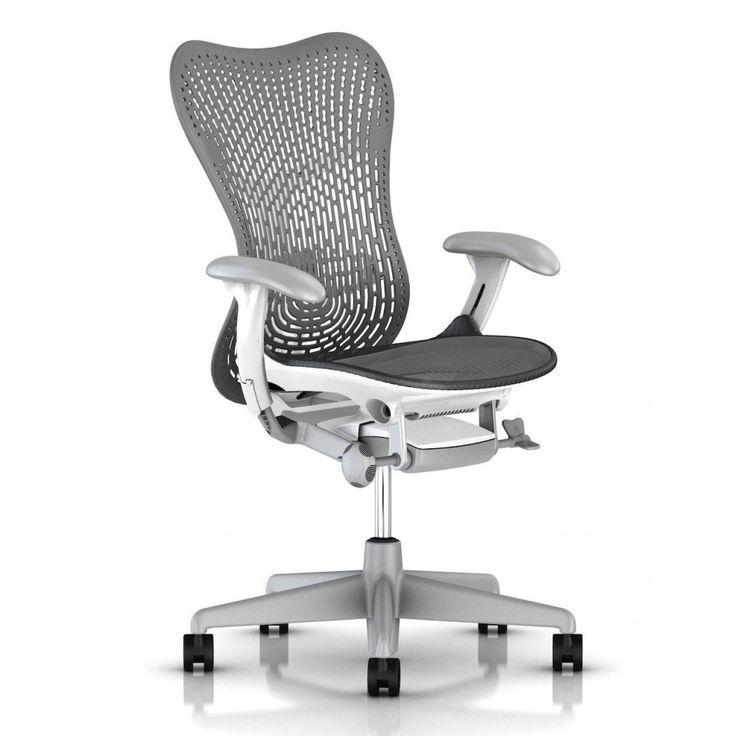 Herman Miller - Mirra 2 - moffice.dk. #kontorindretning #kontorstol #office #bæredygtig #genbrug #ergonomi