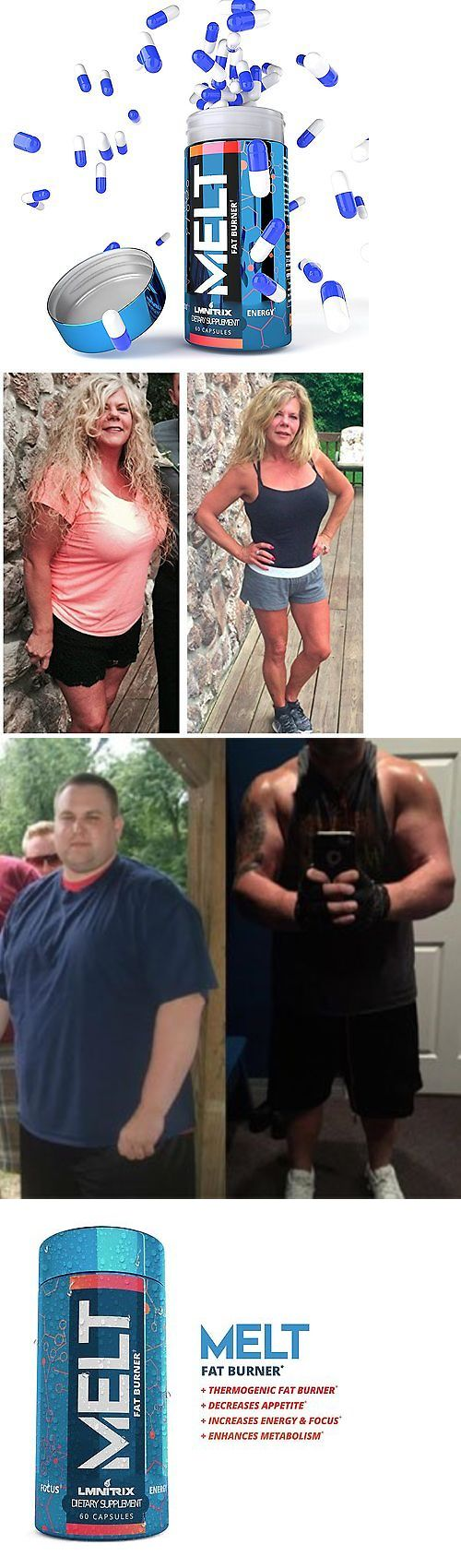 Appetite Control Suppressants: Melt ? Best Thermogenic Fat Burner For Men And Wo...