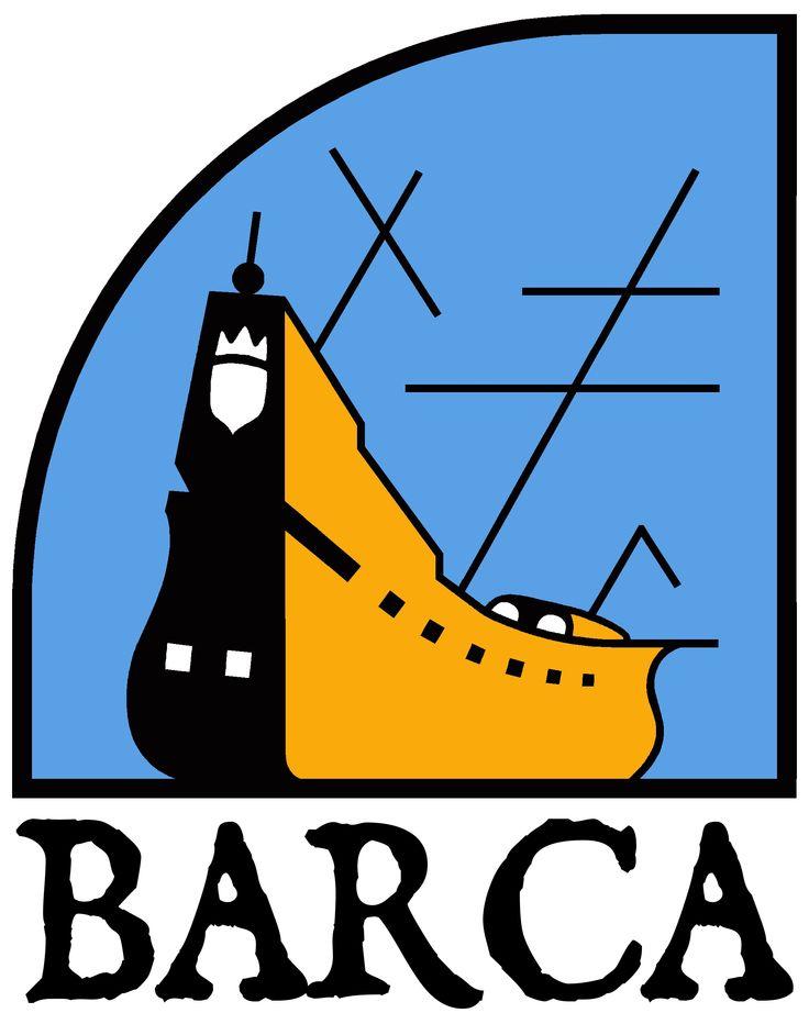 Logo voor een onderzoeksbureau naar scheepswrakken