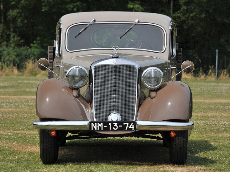 1952 Mercedes-Benz 170 Da Pick Up #mbhess #mbclassic