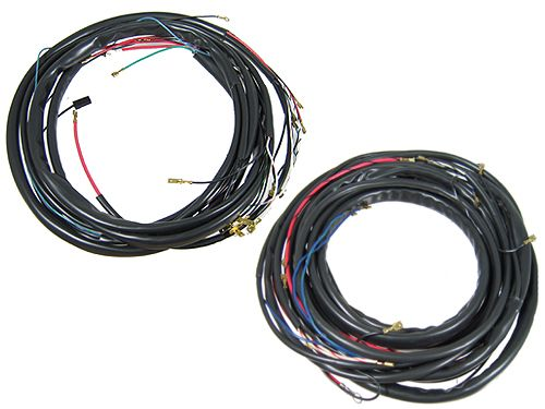 Pleasant Vw Complete Wiring Kit Beetle 1966 Vw Bug Ideas Volkswagen Wiring Digital Resources Antuskbiperorg