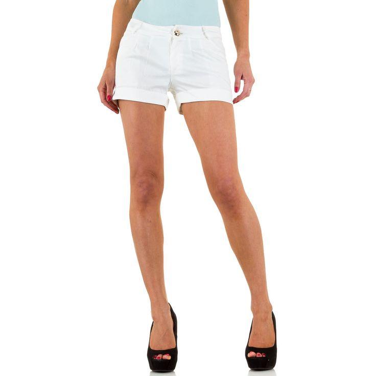14,99 € - Diese modische Freizeit Shorts wird Sie an warmen Tagen bequem begleiten. Mit T-Shirt und Slipper kombiniert, schon entsteht ein lässiges Freizeitoutfit.