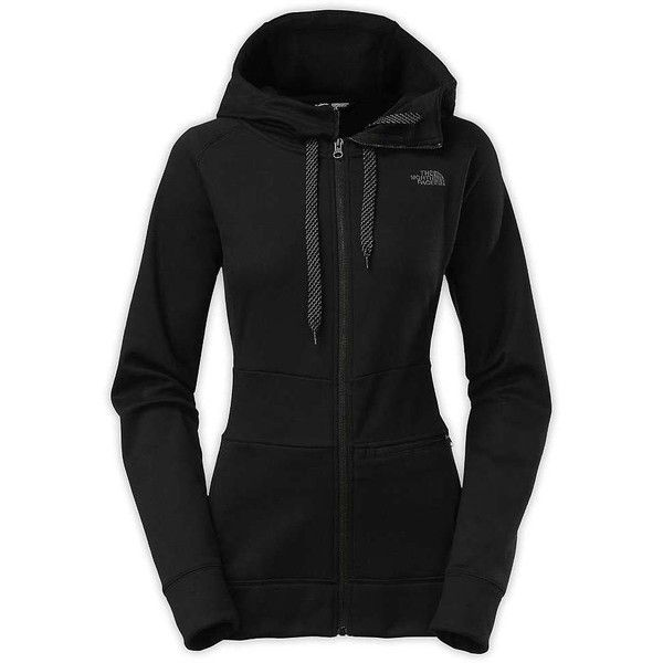 The North Face Women's Shelly Hoodie ($120) ❤ liked on Polyvore featuring tops, hoodies, outerwear, tnf black, black hoodie, hooded pullover, the north face hoodie, black top and black hoodies