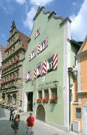 Rothenburg Ob Der Tauber Hotel Gasthof Post
