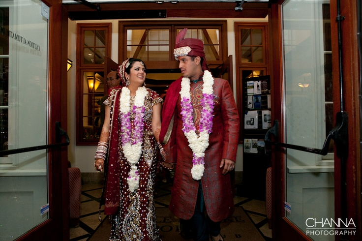 Sonalee & Kunal's Wedding at RattleSnake Point Golf Club. Great images by  www.channaphotography.com