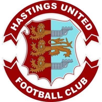 1894, Hastings United F.C. (England) #HastingsUnitedFC #England #UnitedKingdom (L16922)