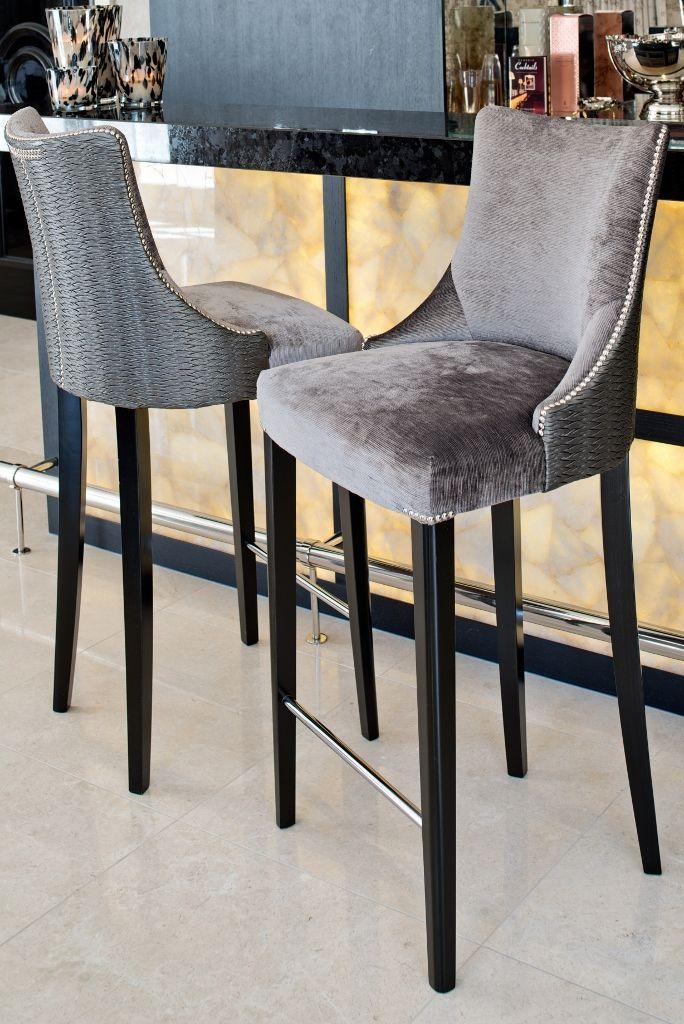 The Carlisle Bar Chair 169 Hill House Interiors 家具 椅 凳 沙发类