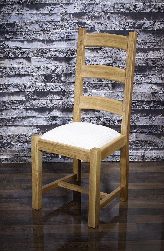 chaise th o r alis e en ch ne massif de style campagnard. Black Bedroom Furniture Sets. Home Design Ideas