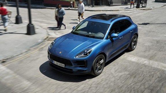 Porsche S Luxury Macan Suv Gets An Electric Makeover Porsche Electric Sports Car Porsche Macan Turbo