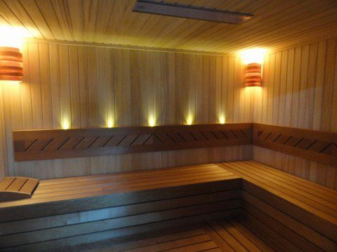 Saune Ibek-The light feeling
