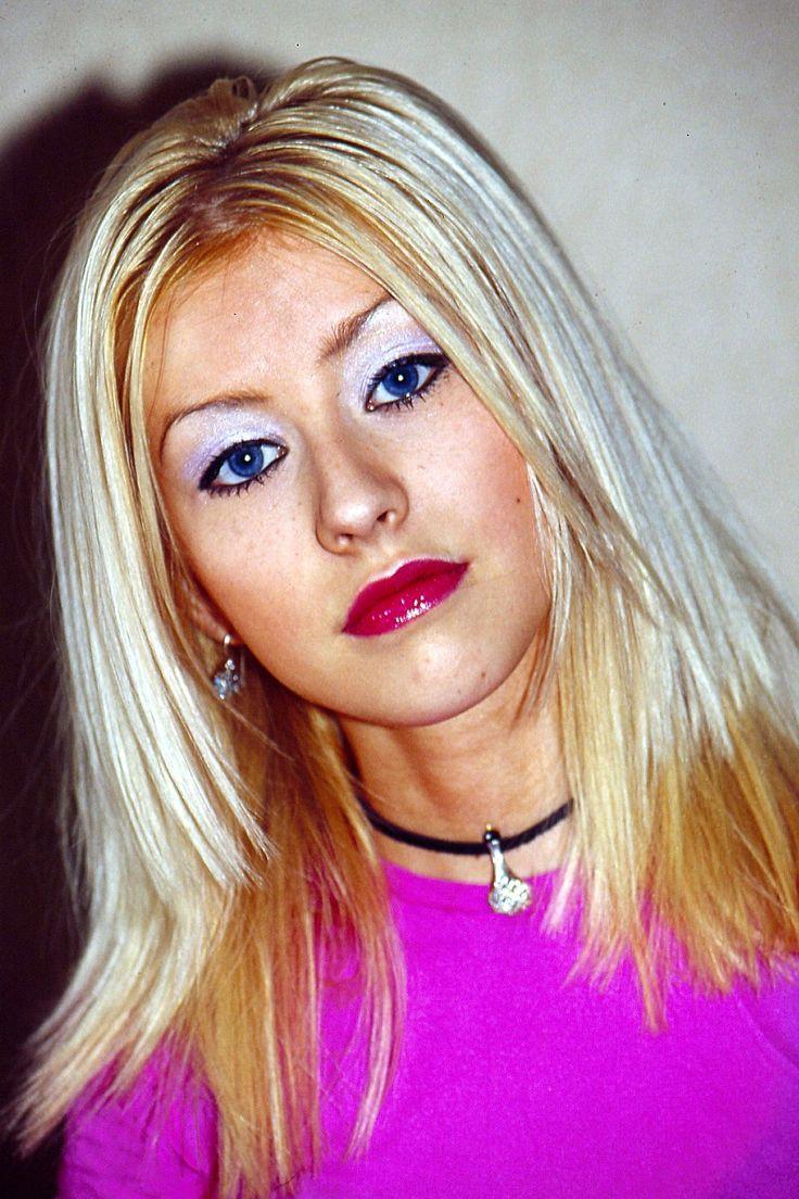 Christina Aquilera 1990's