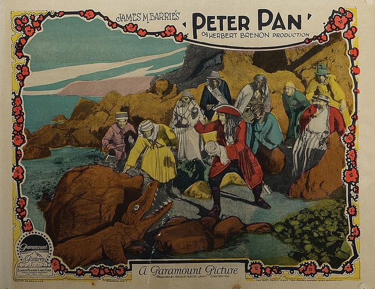 Peter Pan (1924) - Photo Gallery - IMDb