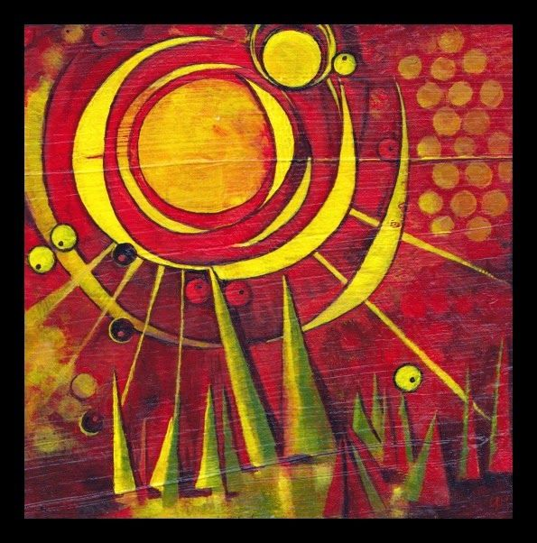 Glenda Mosher  'Under the Sun' 2014
