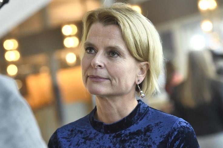 """Äldreministern: """"Äldreomsorgen står inför stora utmaningar""""."""