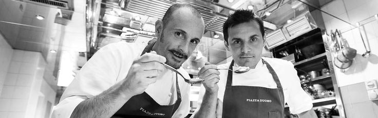 Piazza Duomo, Restaurant 3 Micheiln Stars in Piazza Duomo Alba. It is a project of the chef Enrico Crippa and Ceretto's family.