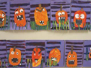 Secondary Color Mixed Pumpkins