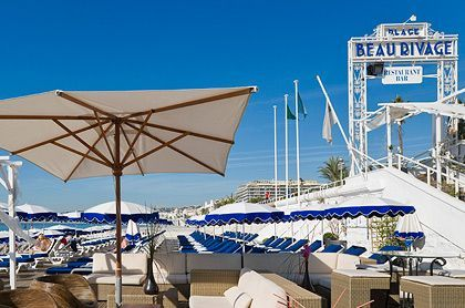 Find your hotel with private beach in Nice on http://www.hotels-nice.com