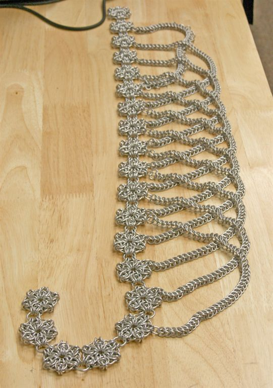 dancebelt.jpg - Chainmail Belts and Bottoms - Gallery - TheRingLord