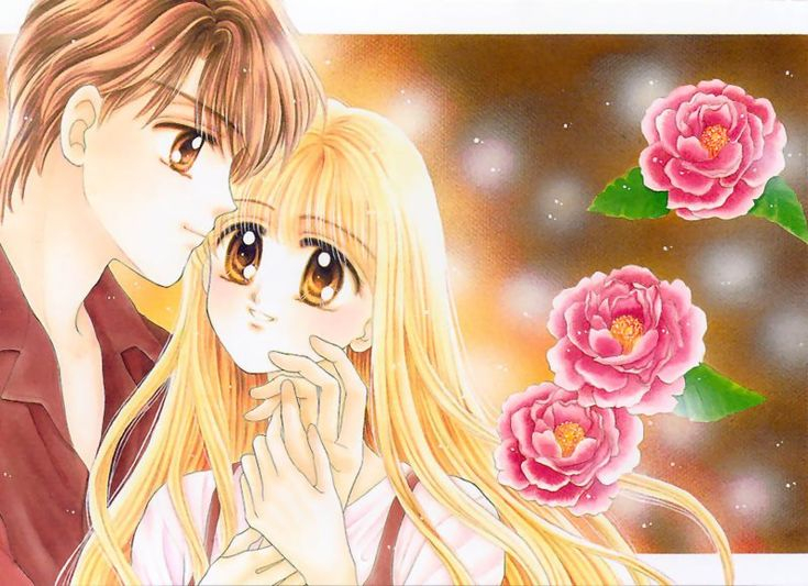 Get Largest Collection Of Animated Wallpapers Cute Anime Couple