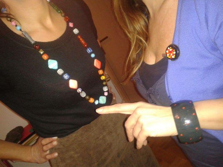 #necklace #bracelet #pin