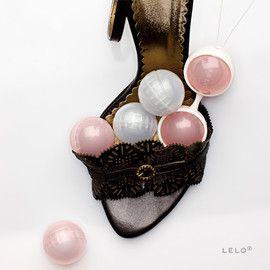LELO - Luna Pleasure Beads  Najlepsze kulki gejszy: http://www.sexgadzet.pl/pl/c/Kulki-Gejszy/91