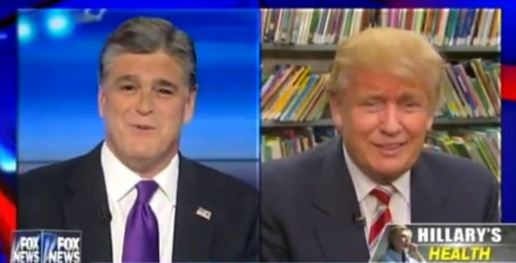 Donald Trump responds to sick Hillary news by throwing media a curveball they'd NEVER expect