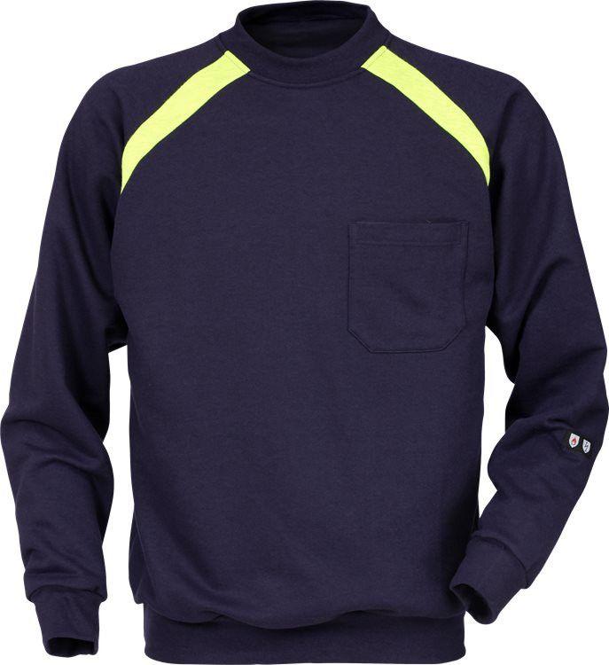 Fristads Kansas Sweatshirt 984 SFLA from Specific Workwear