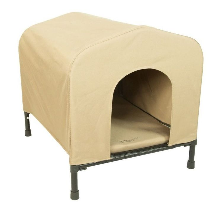 Outdoor Dog Houses for Extra Large Dogs Big Raised Waterproof Indoor Portable #PPet