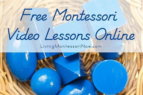 Blog post at LivingMontessoriNow.com :   If you're a parent or teacher who hasn't had Montessori teacher training but would like to use Montessori activities, you'll find  onli[..]