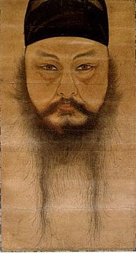 윤두서의 자화상, 18세기    명실상부 국내 최고의 자화상으로 꼽힌다. 국보로도 지정되어 있다.     이목구비가 또렸하고 잘생긴 한국인의 얼굴을 정밀하고도 생동감 넘치게 그렸다.윤두서의 자화상은 너무나 유명하기 때문에 그 기법이나 가치를 논한다기 보다는 새로운 시각으로 바라보았다. 무엇보다 동양화에서 그동안 얼굴을 자세히 묘사하는 초상화는 찾기 힘들었는데 수염도 하나하나 표현할 정도로 정밀함을 보여주었다.  22세에 부인이 사망하였고 셋째형은 당쟁에 휘말려 귀양지에서 사망하고 큰형과 함께 모함을 받아 고생을 하였다. 이런 사건들로 벼슬길에는 나아가지 않았는데, 시,서,화에 두루 능했기 때문에 이를 통해서 시간을 보냈을 것이라 생각한다.     자화상을 그리며 자신의 모습을 계속 관찰하고 그동안 생각을 하는 시간을 가졌을 것이다. 목도 없이 안면만 그려져 있어서 섬뜩한 느낌도 주긴 하지만 표정과 전체적인 모습에서 당당함을 느낄 수 있다.