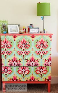 Decoupage  Aprenda a renovar os seus móveis com papel decorativo