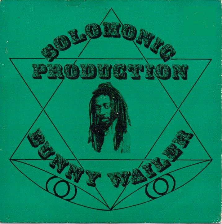 Bunny Wailer Black Vinyl 26
