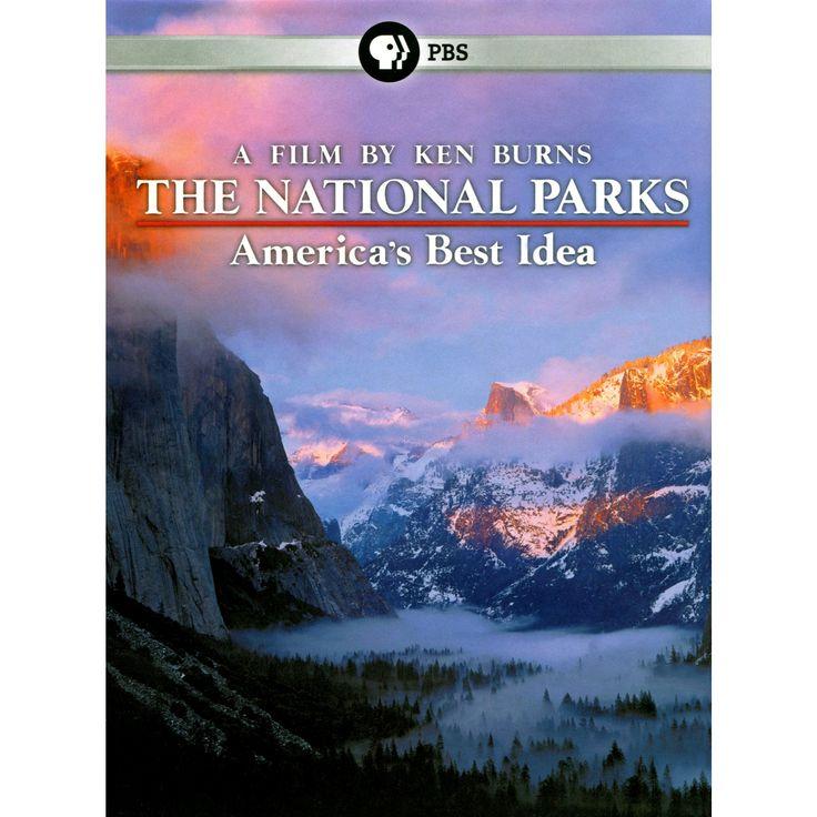 Ken burns:National parks america's be (Dvd)