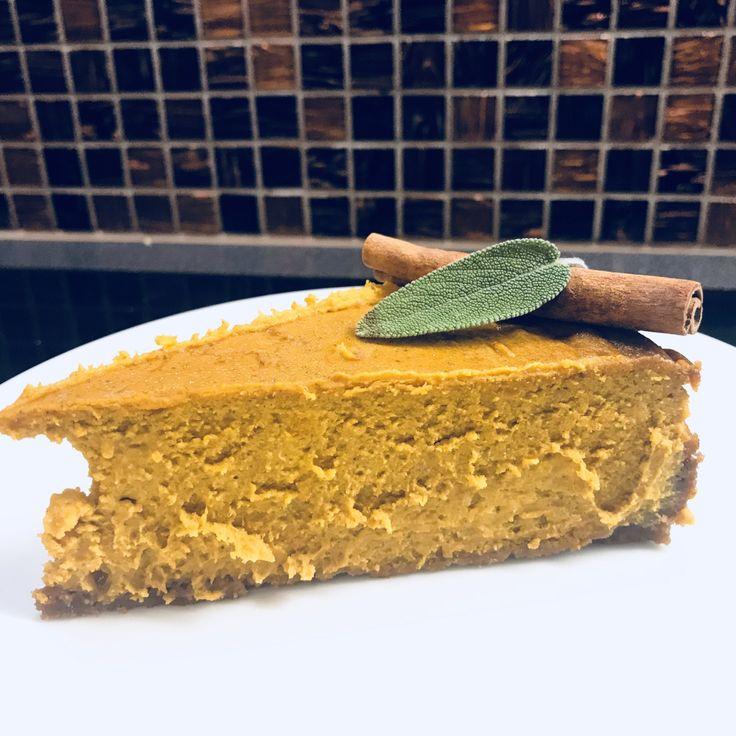 Dýňový cheesecake – inTerezant