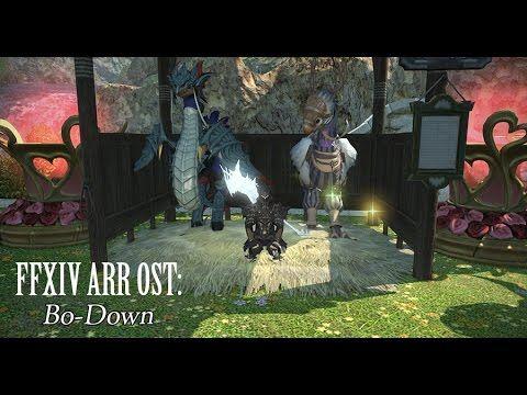 FFXIV OST Chocobo Porter Theme Bo Down