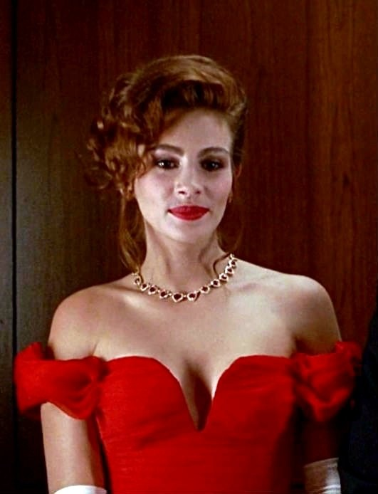 Pretty Woman! One of my fav films..always dream of going to LA and staying in the Beverly Wilshire..'Did u like the opera dear, yeah a liked it so much a nearly peed my pants, what? She said she liked it better than pirates of penzance hah x
