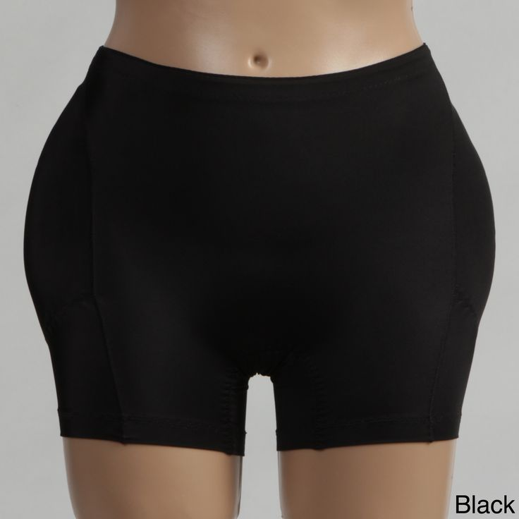 Create gorgeous curves in all the right places with these hip andbottom boosting panties from fullness. These panties have a smoothremovable pad to enhance the shape of your hips, with smoothspandex p