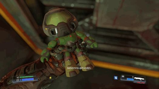 Doomguy doll