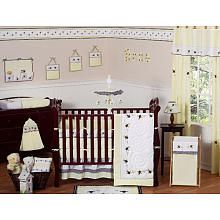 Sweet Jojo Designs Bumble Bee Collection Crib Bedding Set Babies R Us