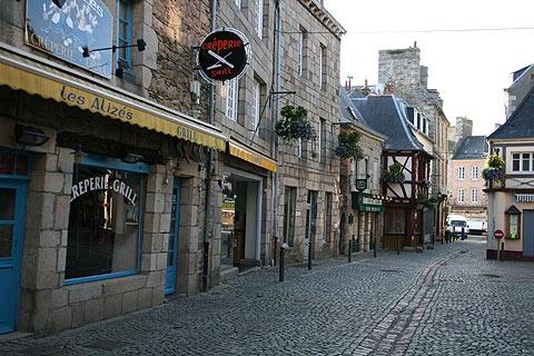 Paimpol, Bretagne, France