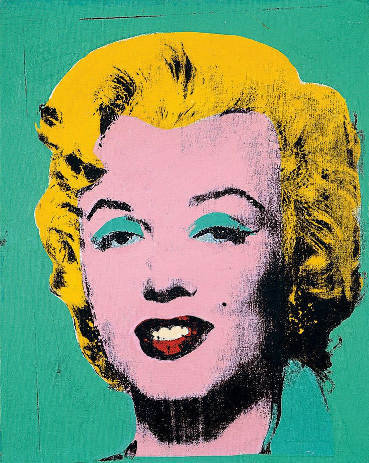 andy warhol images - 736×923